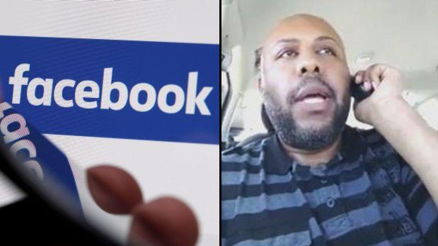 Asesino que subió homicidio a Facebook se suicidó tras persecución policial