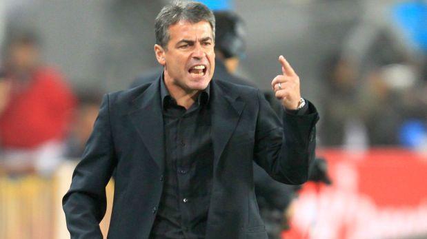 """""""Zevallos es el gerente, yo soy el DT y decido quién viene"""""""