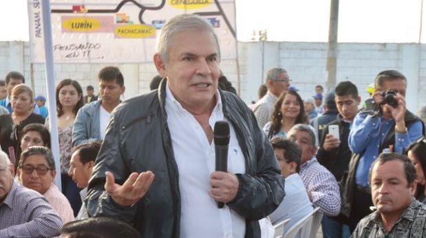 """Luis Castañeda Lossio: """"A veces mi mudez no ayuda"""""""