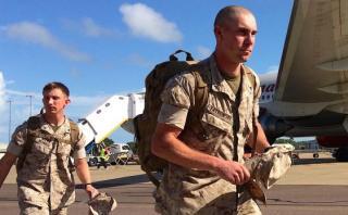 """EE.UU. despliega en Australia marines """"listos para combatir"""""""