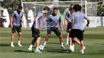 Real Madrid entrenó y quedó listo para recibir al Bayern Múnich - Noticias de real madrid castilla