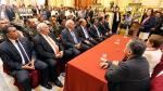 Chavín de Huántar: Congreso conmemoró su vigésimo aniversario - Noticias de luis giampietri