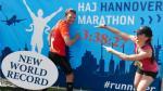 Running: atleta hizo récord en maratón corriendo hacia atrás - Noticias de markus leser