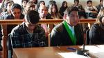 Cusco: dictan prisión preventiva para joven que asesinó a menor - Noticias de alex bilodeau