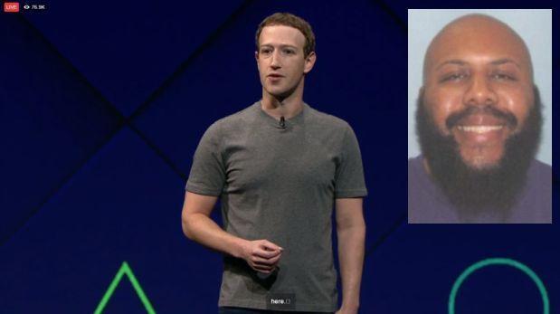 ¿Qué dijo Zuckerberg sobre asesinato transmitido por Facebook?