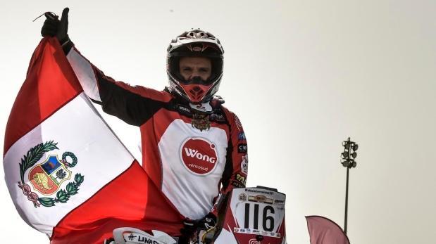Alexis Hernández ganó primera etapa del Qatar Cross Country