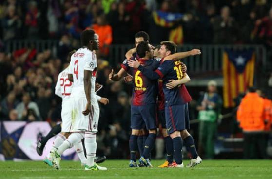 Allegri y las remontadas sufridas que ilusionan al Barcelona