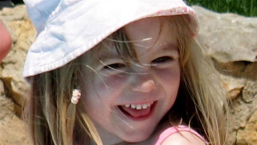Maddie McCann, la niña que desapareció misteriosamente hace 10 años. (Foto: Archivo)