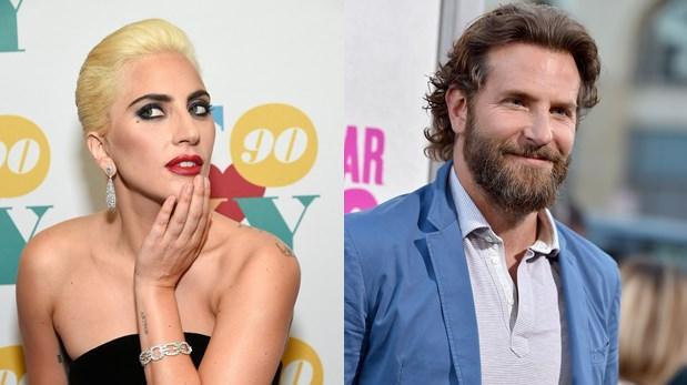Filtran apasionado beso entre Lady Gaga y Bradley Cooper