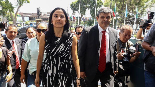 Justicia peruana permite a esposa del expresidente Ollanta Humala salir del país