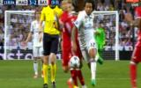 Cristiano Ronaldo completó hat-trick tras jugadón de Marcelo