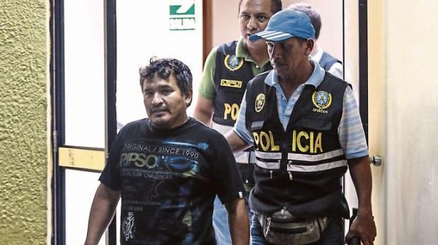 Piden prisión preventiva para el alcalde de Chilca — Richard Ramos Ávalos