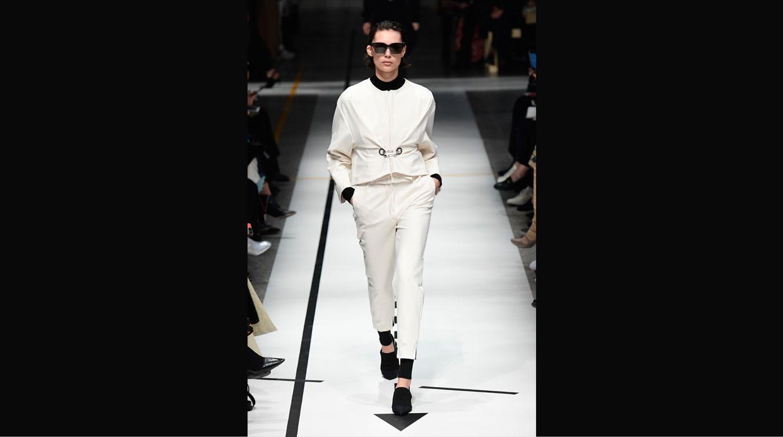 LIF Week: Cómo llevar el look total white en otoño-invierno