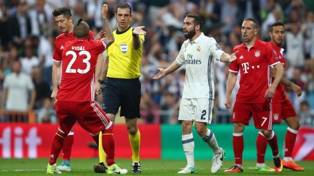 Isco habló sobre polémico arbitraje en el Real Madrid - Bayern