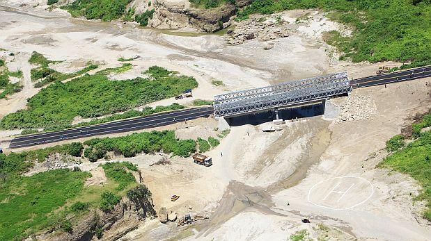 """Vizcarra: """"Este año se instalarán 20 puentes en la región"""""""