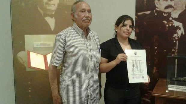 Áncash: consejera accesitaria por Huaraz recibió credencial
