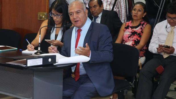 """Pedraza critica a juez: """"Hay animadversión contra Nadine"""""""