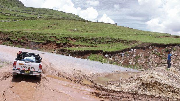 Las Bambas: inician proceso de reapertura de vía principal