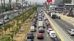 Javier Prado y cerro Centinela: el infernal tráfico [FOTOS] - Noticias de gomez baca