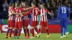 ¡Atlético Madrid a semifinales! Igualó 1-1 ante Leicester City - Noticias de central fox