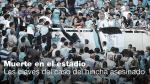 Argentina: Las claves del caso del hincha asesinado [VIDEO] - Noticias de tito fuentes