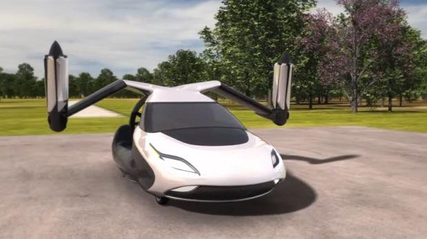 CityHawk: el vehículo volador que llegará en 2022