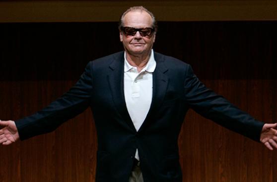 Los 80 años de Jack Nicholson, el señor del cine
