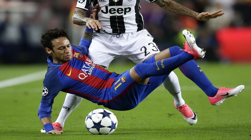 Champions: Barcelona eliminado tras empatar 0-0 ante Juventus