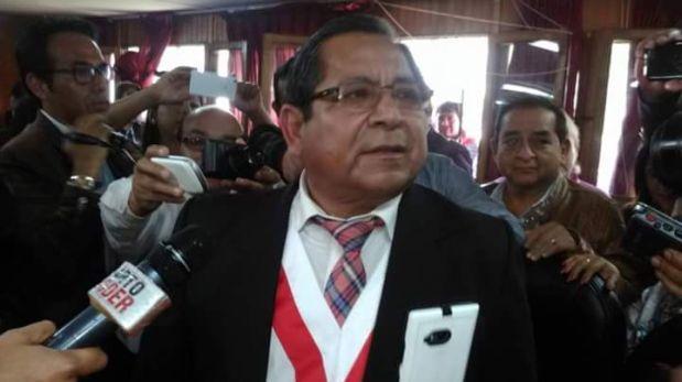 Áncash: Luis Fernando Gamarra fue elegido como nuevo gobernador