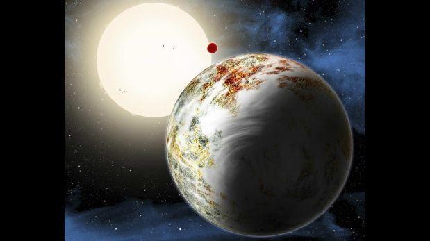 Descubren otro planeta con combinación ideal para albergar vida