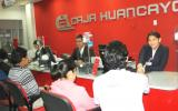 Caja Huancayo también ofrece 7,5% de tasa de interés por el depósito de la CTS. Llega a 7,6% si se traslada a una cuenta sueldo.