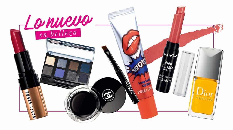 Lo nuevo en belleza: 10 productos de temporada