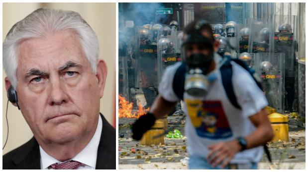 Muere una segunda persona en las protestas de Venezuela
