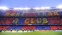 ¿Por qué pitaron el himno de la Champions en Camp Nou?