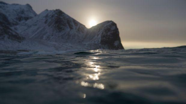 La contaminación de plástico aumenta en aguas del Ártico