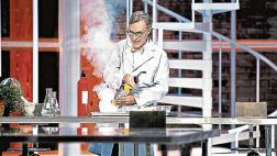 Científico y comediante Bill Nye estrena programa en Netflix