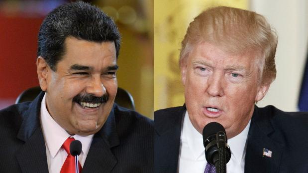 Resultado de imagen para venezuela medio millon trump