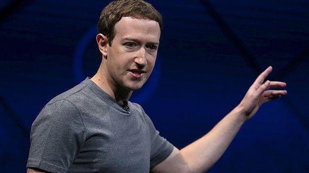 """Mark Zuckerberg: """"Solo tienes que recordar esto del F8"""""""