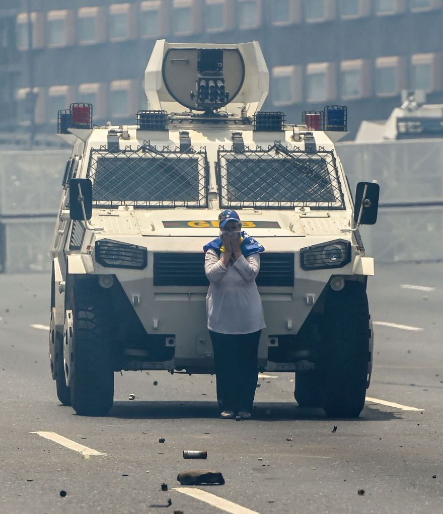 AFP / Juan BARRETO