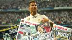 Real Madrid vs. Bayern: las polémicas portadas en el mundo - Noticias de arturo madrid