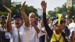 """Venezuela: """"La madre de todas las marchas"""" contra Maduro - Noticias de amanecer"""