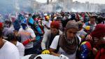 Venezuela: Las fotos más impactantes de la brutal represión - Noticias de francisco chávez
