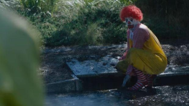 "La parodia de ""It"" protagonizada por Ronald McDonald [VIDEO]"