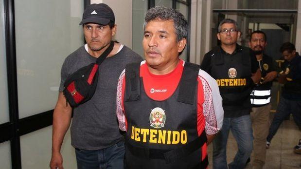 Dictan 36 meses de prisión preventiva para alcalde de Chilca