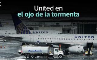 United Airlines: La degradación del servicio aéreo [VIDEO]
