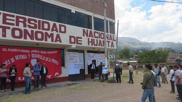 Universidad de Huanta es la primera con licencia en zona andina