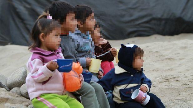 Minsa refuerza labor de prevención y control de anemia infantil