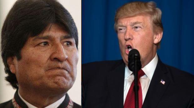 El imperio quiere escarmentar a antiimperialistas — Evo Morales