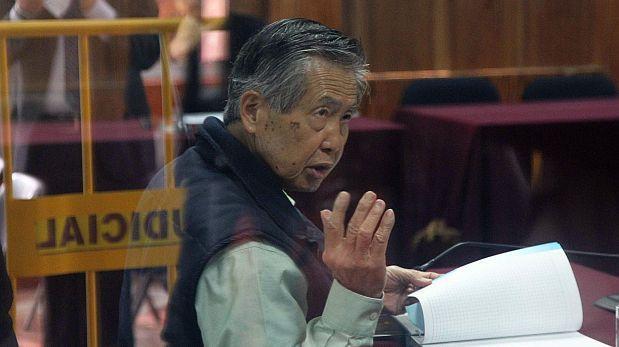 """Fujimori dice que operación Chavín de Huántar """"selló la paz"""""""