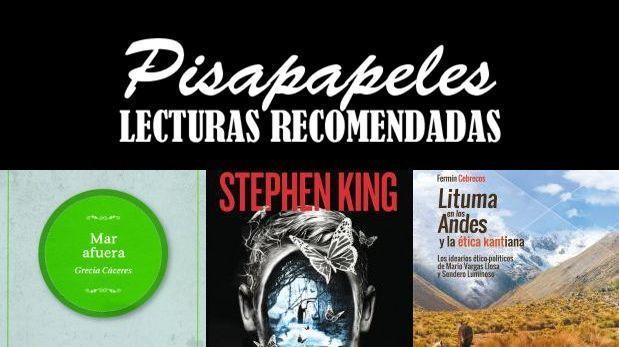 Libros de la semana: te recomendamos tres lecturas